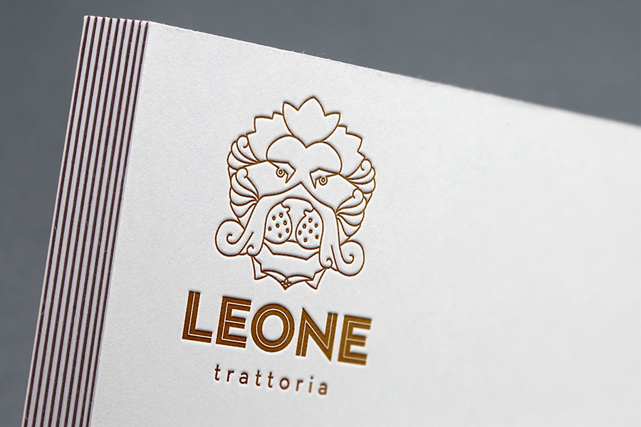 Brand identity and naming for a trattoria located in Dubrovnik's historic Old Town shift design agency graphic