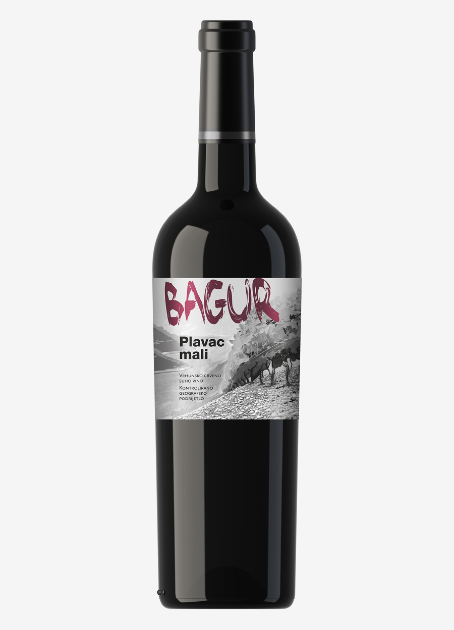 dizajn brenda vino bagur