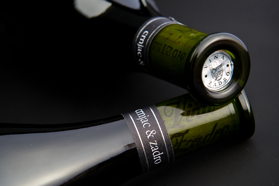 dizajn čepa i etikete vinarija zadro shift.ba