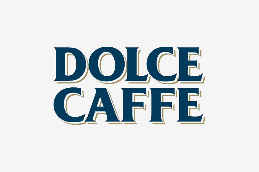vizualni identitet dolce caffe