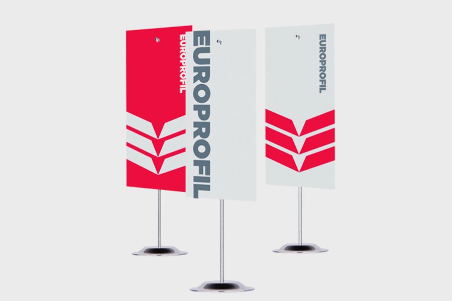 vizualni identitet europrofil dizajn zastave shift