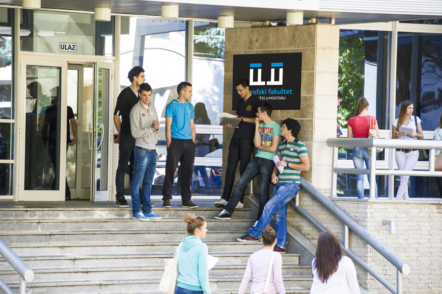 Dizajn vizualnog  identiteta Filozofskog fakulteteta u Mostaru