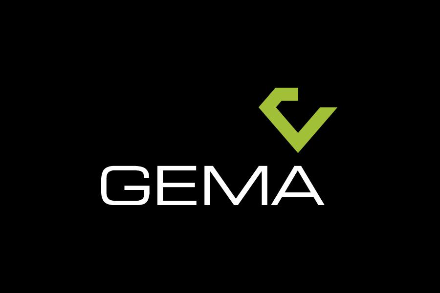 vizualni identitet GEMA dizajn logotipa shift agencija mostar