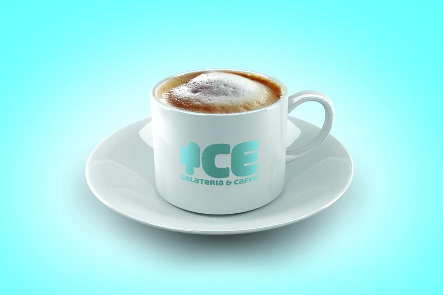 Vizualni identitet caffe slastičarnice shift mostar