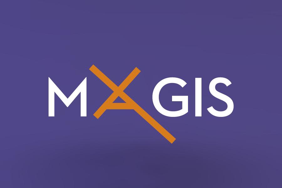 dizajn logotipa, udruga magis zagreb