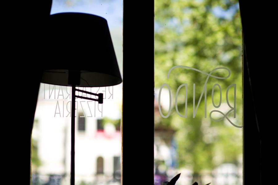 Vizualni identitet restorana Rondo