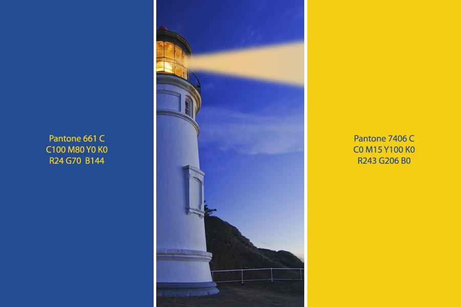 Vizualni identitet turističke agencije supertours shift dizajn