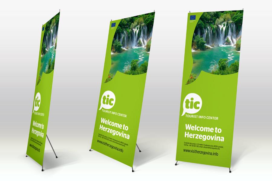 Dizajn logotipa i promotivni materijali