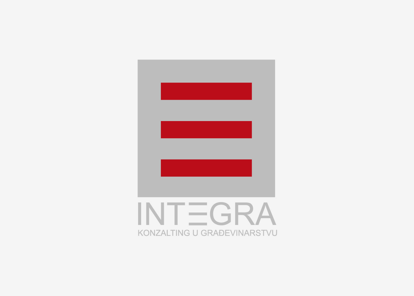 Logo Design for Consulting  Company Integra