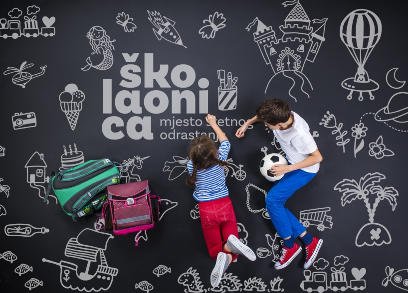 Visual identity of Školaonica