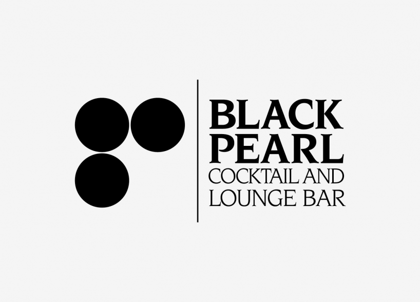 Visual identity - Cocktail & Lounge bar Black Pearl