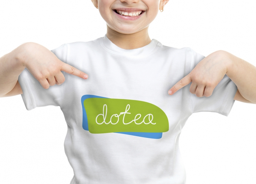Vizualni identitet Dotea