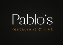 Vizualni identitet Pablo's restorana & cluba