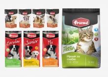 Pet food brand identity