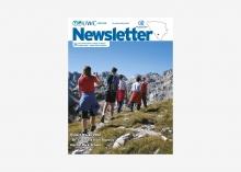 Newsletter design - UWC