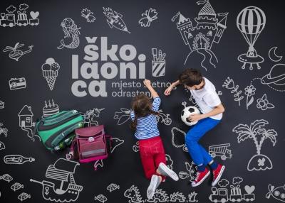 Visual identity of Školaonica