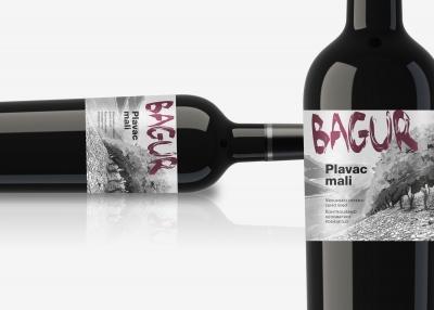 Brand identity Bagur