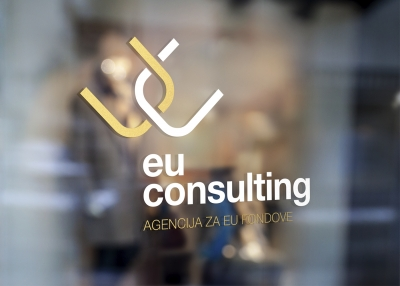 Visual identity for EU Consulting