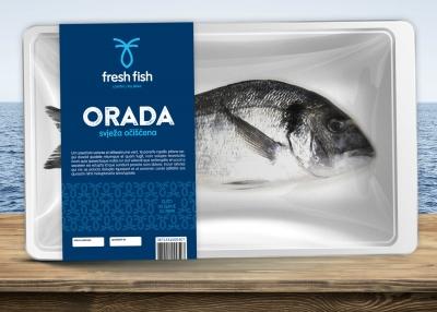 Dizajn vizualnog identiteta ribogojilišta na otoku Pelješcu