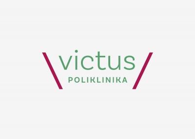 Vizualni identitet i signalizacija zagrebačke poliklinike Victus