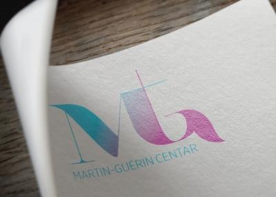 Vizualni identitet Martin-Guérin Centra