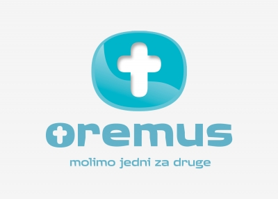 Visual identity for mobile application OREMUS