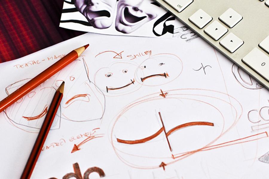 Vizualni identitet CDO Mostar,, grafički dizajn