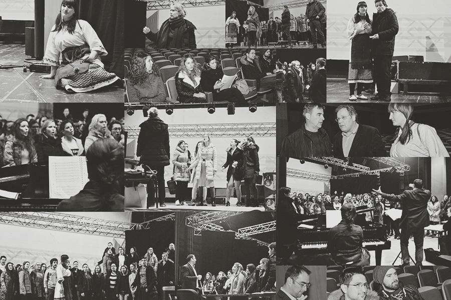 Vizualni identitet za operu Diva Grabovčeva