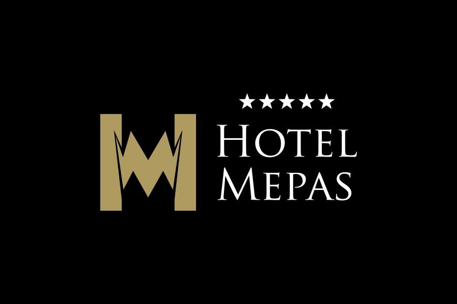 vizualni identitet hotel mepas mostar dizajn logotipa shift agencija