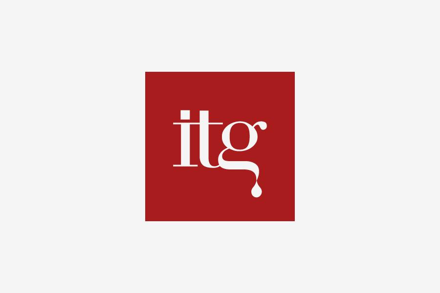 ITG vizualni identitet, logotip, dizajn agencija shift