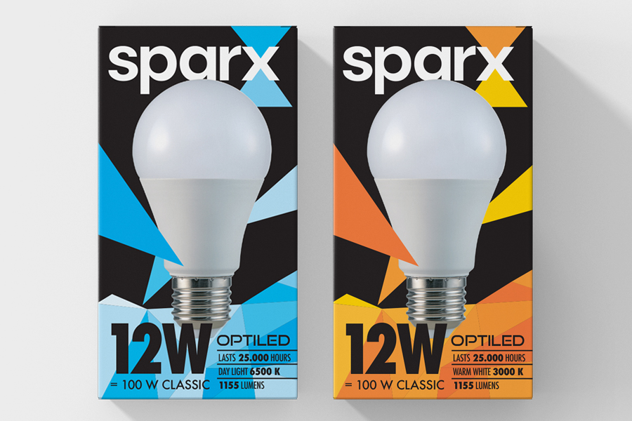 Verbalni i vizualni identitet brenda Sparx