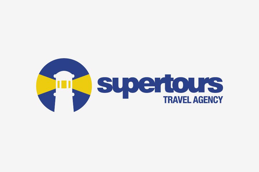 Vizualni identitet turističke agencije supertours shift mostar