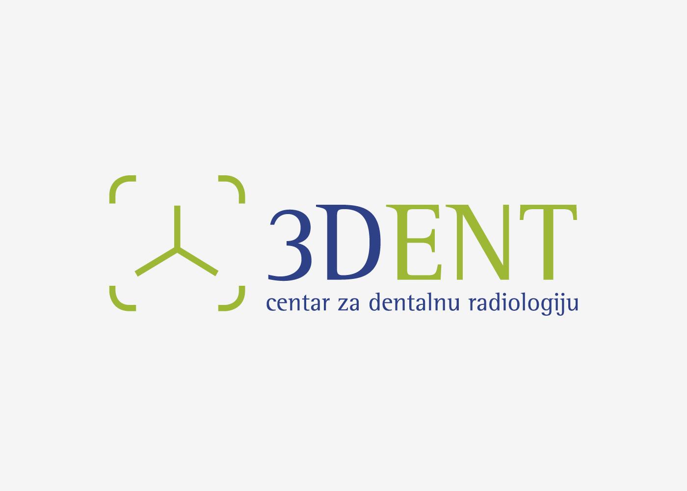 Vizualni identitet 3DENT