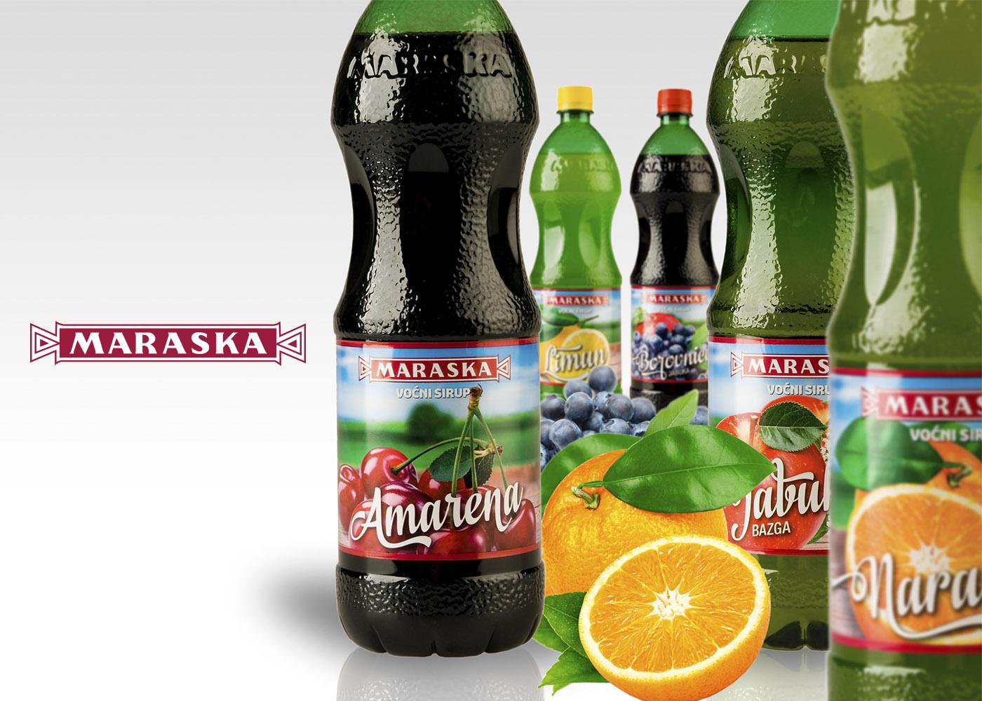 Redizajn ambalaže voćnih sokova