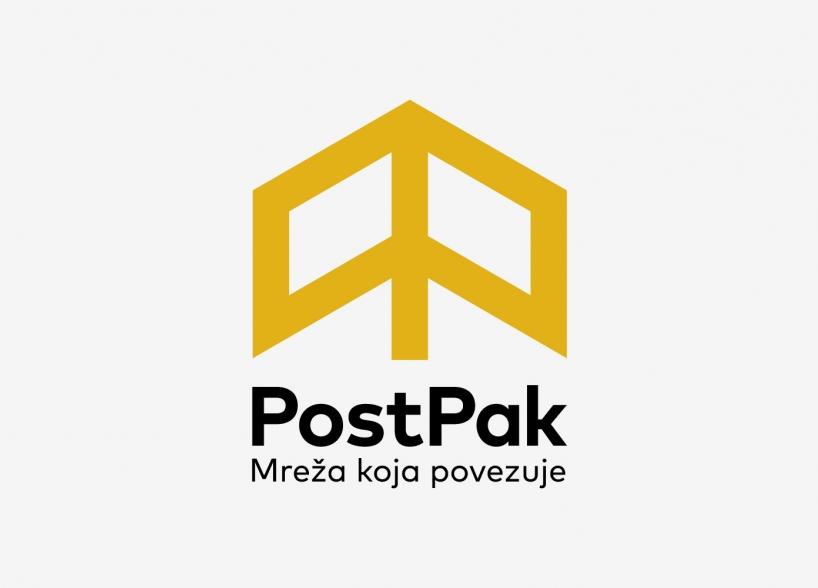 Brand identitet nove regionalne poštanske usluge