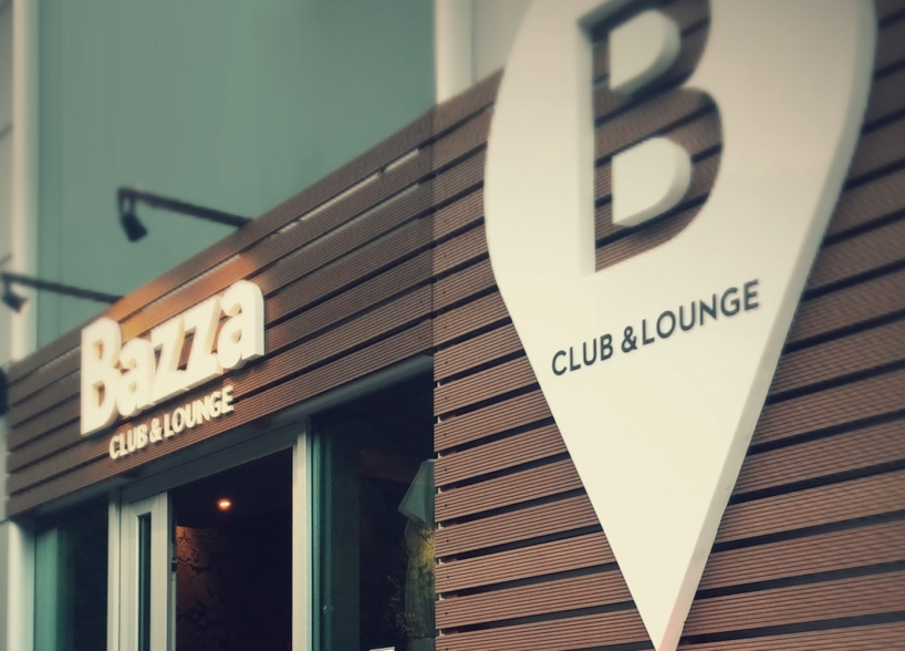 Vizualni identitet kluba BAZZA