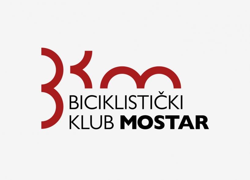 Dizajn logotipa - Biciklistički klub Mostar