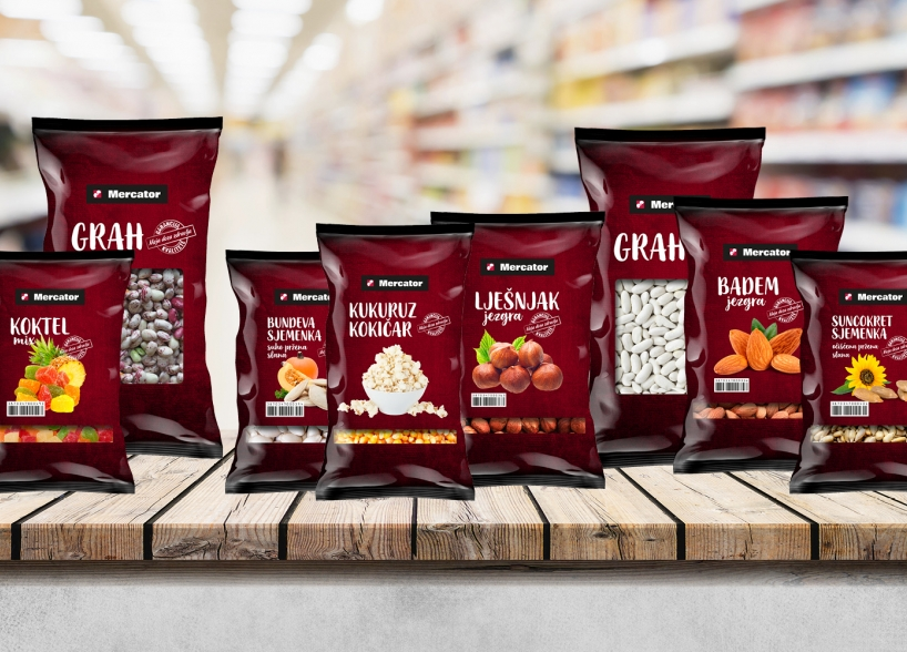 Private label packaging design