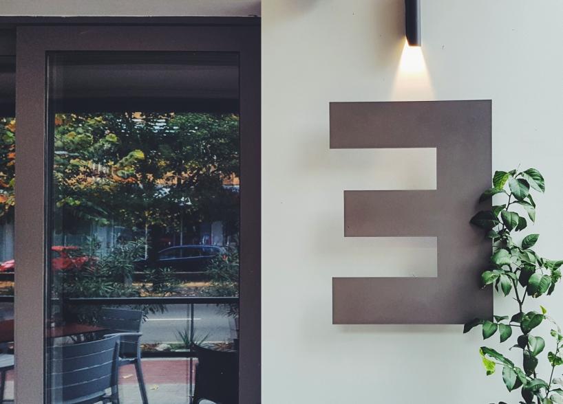 Visual Identity of Egoist Café and Cake Shop