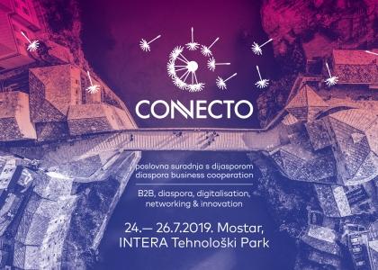 Vizualni identitet poslovnog susreta Connecto 2019.