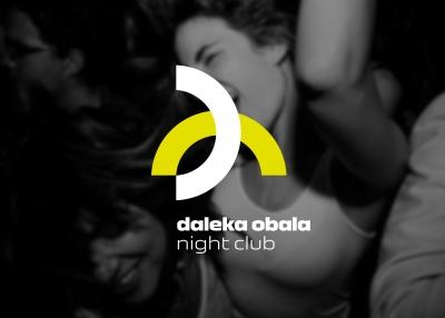 Vizualni identitet noćnog kluba Daleka obala, Mostar