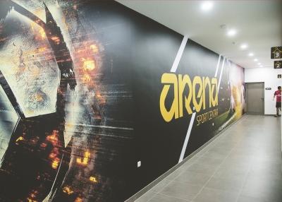Vizualni identitet novoizgrađenog sportskog centra u Mostaru
