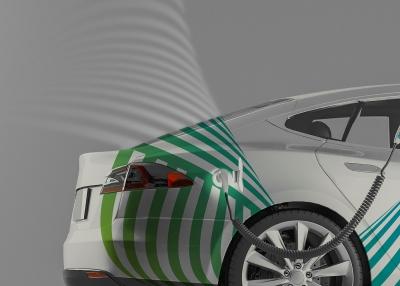 Brend identitet punionice za električna vozila